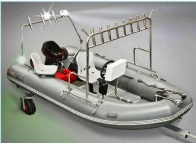 Тюнинг на лодки пвх