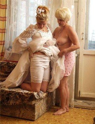 фото пожилые женщины в панталонах