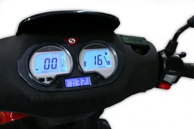 схема велоспидометра - Практическая схемотехника.