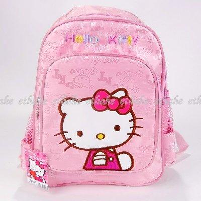 Детский рюкзак розового цвета Хело Кити (Hello Kitty) сделан из прочного...