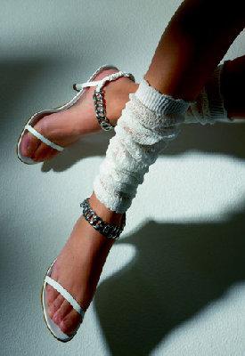 вязание спицами гетры для танцев. схема вязания.