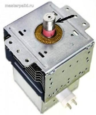 Ремонт колпачка магнетрона микроволновки своими руками 85