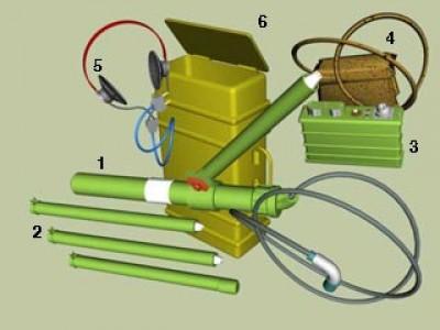 Металлоискатель своими руками схемы на транзисторах