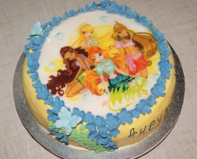 вафельные картинки на торт в челябинске