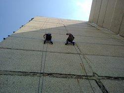 Требования безопасности для промышленных альпинистов